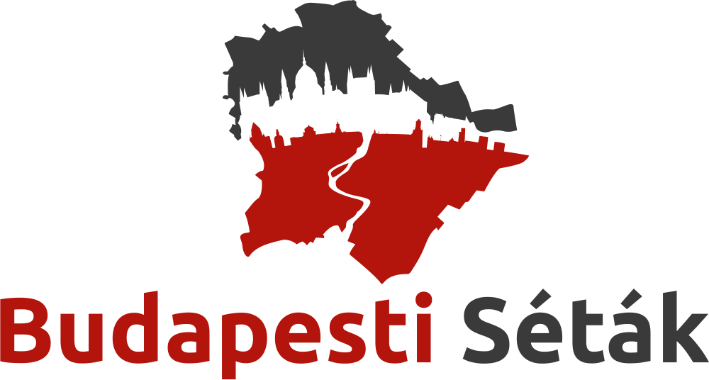 Budapesti Séták Logó