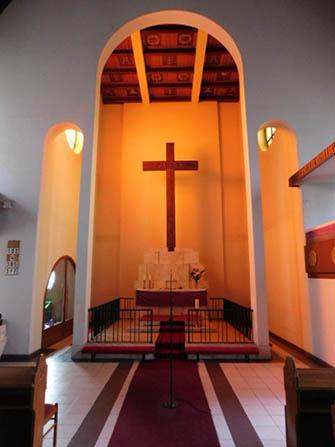 Óbudai evangelikus templom