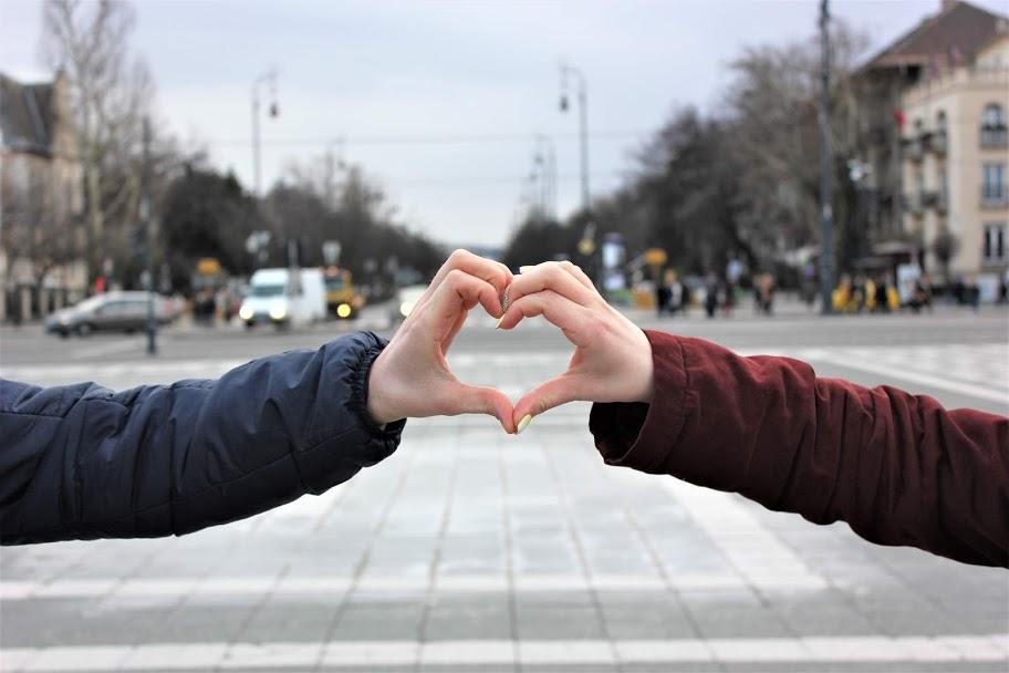 Szerelmek Budapest szívében